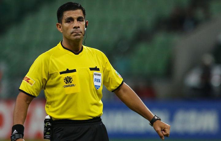 ФИФА назвала имя арбитра, который рассудит Россию и Египет в матче ЧМ-2018