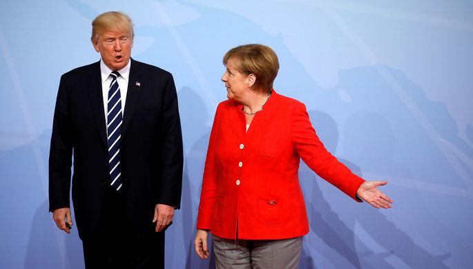 Трамп Россия билан ярашмоқчи