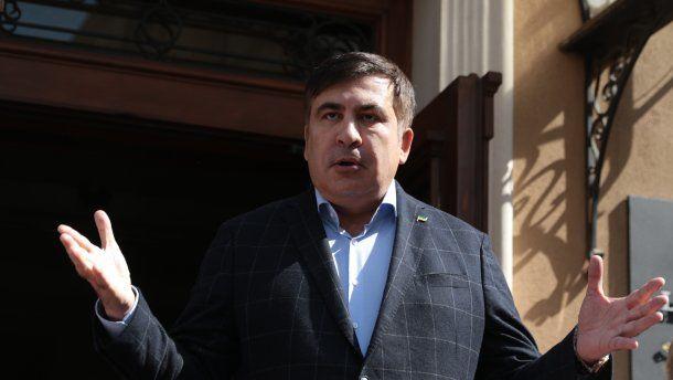 СМИ: Саакашвили требует вернуть ему грузинское гражданство