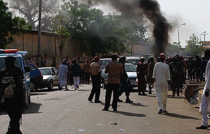Вооруженное нападение в Нигерии, 20 погибших