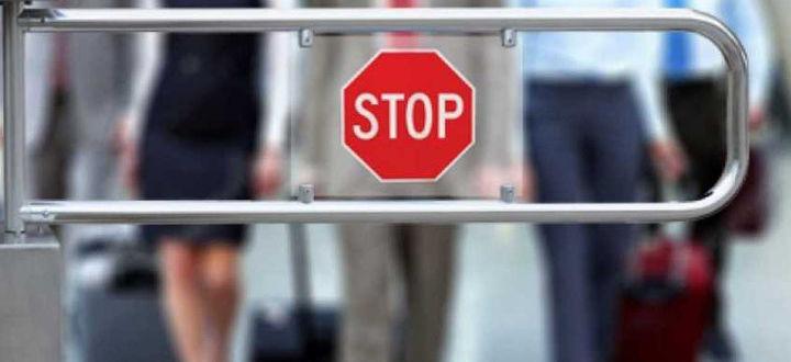 О запрете на выезд из страны можно узнать через интернет