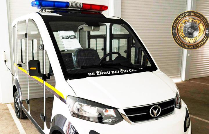 Andijonda «Xan» elektromobili sinovdan o'tkazilmoqda
