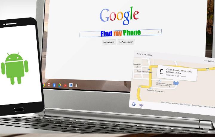 Yo'qolgan telefonni «Google» yordamida topishni bilasizmi?