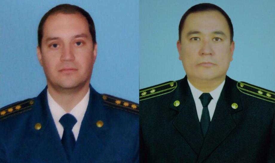 В Ташкентском ГУВД произошли кадровые изменения