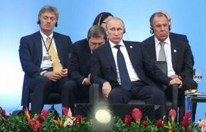 Кимлар Путинни табрикламади?