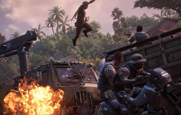 Разработчик Uncharted раскрыл секрет игры