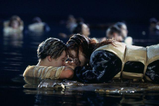 Кэмерон «Титаник» филми якунига изоҳ берди