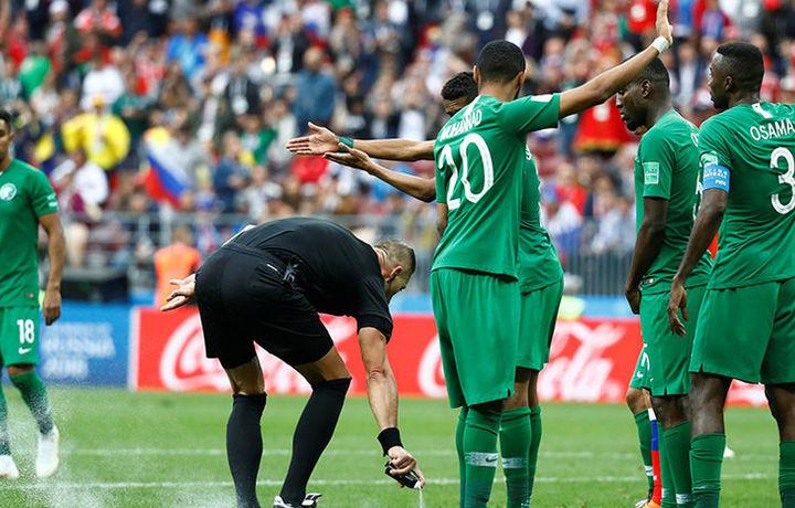 Футболистов Саудовской Аравии накажут за поражение от сборной России (видео)