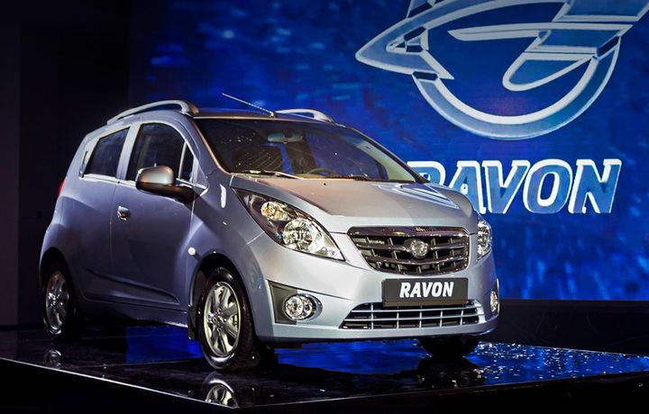 В июне в России не было продано ни одного автомобиля Ravon