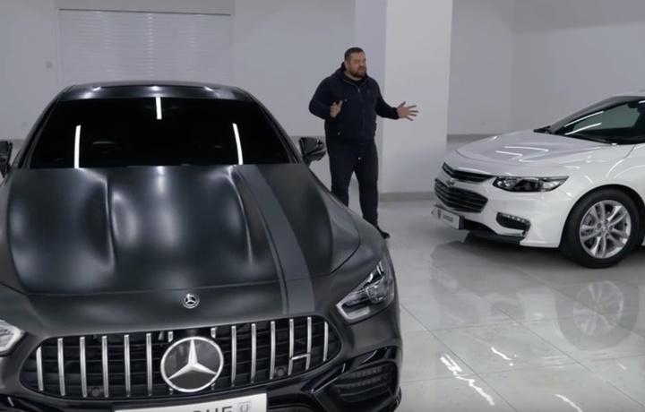 Тошкентда «шумахер»лик қилган россиялик автоблогер дастлабки видеони эълон қилди