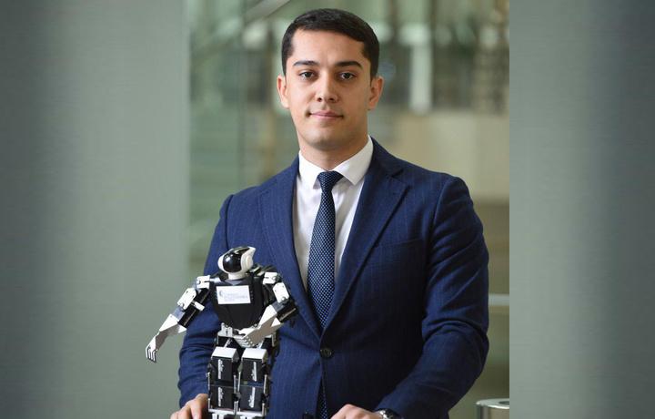 28-летний Олимжон Туйчиев назначен заместителем Министра инновационного развития