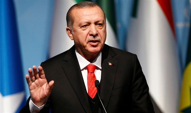 Эрдоган предрек войну «между крестом и полумесяцем»