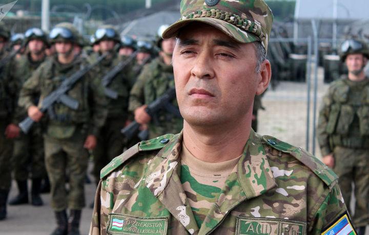 Ўзбекистонлик офицер Россия мудофаа вазирлиги томонидан мукофотланди