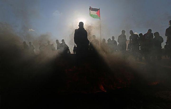 Палестинцы готовятся к новым акциям протеста