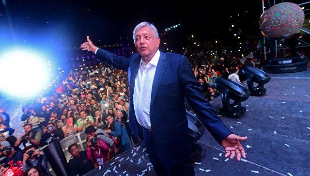 Мексиканинг янги президенти пенсияни икки баробар оширишга ваъда берди