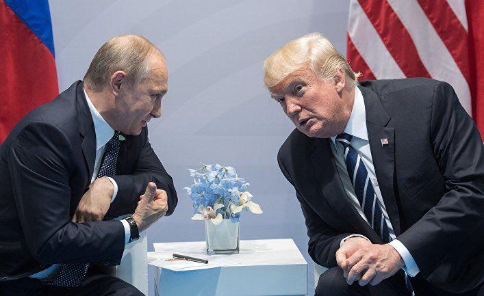 Кремль Путин–Трамп учрашувига ойдинлик киритди