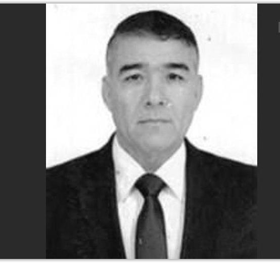 Депутат Ўктам Хўжаёров вафот этди