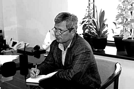 Jurnalist Davlatnazar Ro'zmetov avtohalokatda vafot etgani aytilmoqda