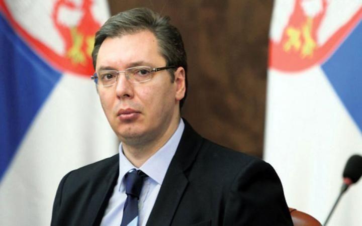 Александр Вучич: «Сербия россиялик дипломатларни чиқариб юбормайди»