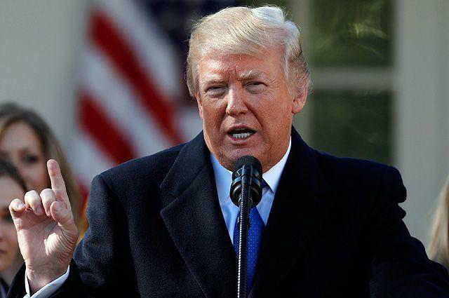 Америкалик сенатор Трампни Нобел мукофотига лойиқ деб топди