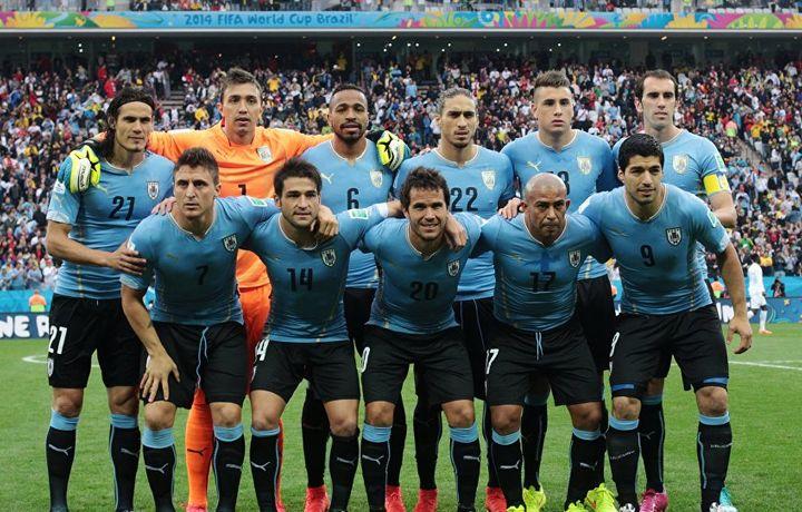 Уругвай футбол ассоциацияси Ўзбекистонга қарши ўртоқлик ўйини ўтказилишини тасдиқлади
