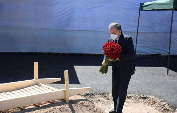 Президент: Муса оғага жуда ишонардим