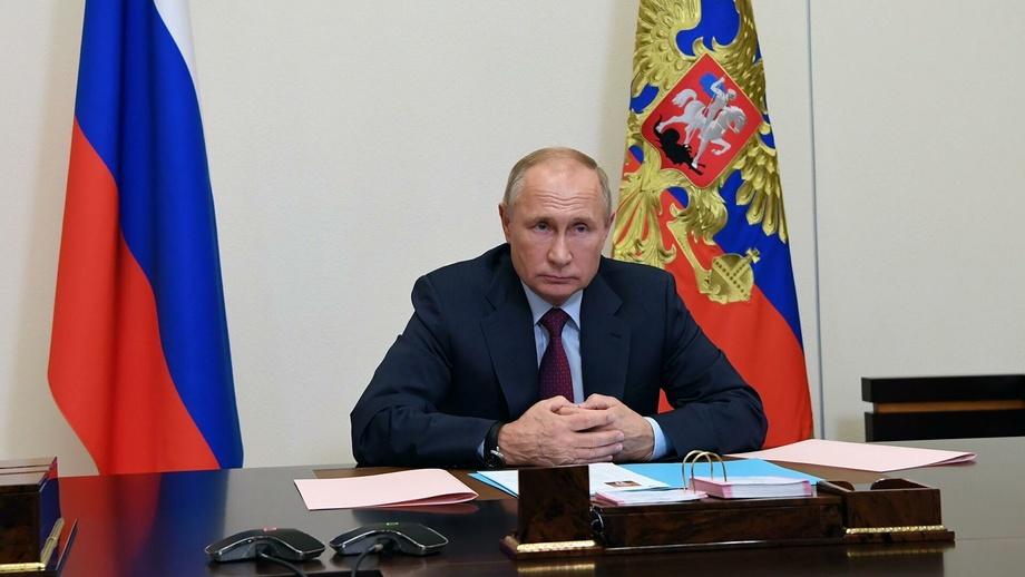 Putin dunyo uchun asosiy xavf nima ekanini aytdi