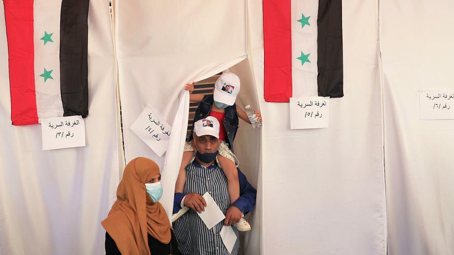 Suriyada prezidentlik sayloviga ovoz berish muddati uzaytirildi