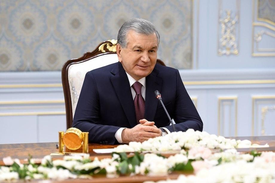Шавкат Мирзиёев Туркия миллий мудофаа вазирини қабул қилди