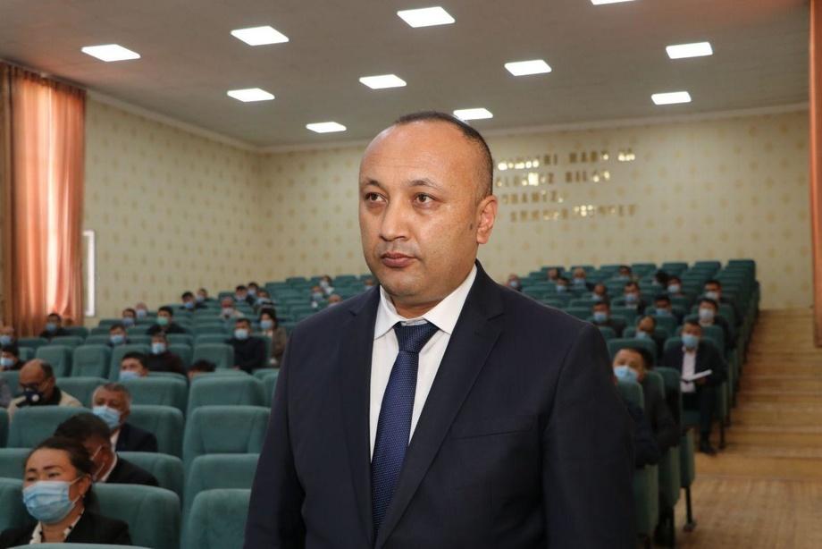 Sanayev o'rniga yangi hokim tayinlandi