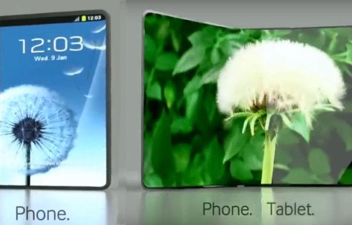 Стала известна цена гибкого телефона Samsung – купить будет очень сложно
