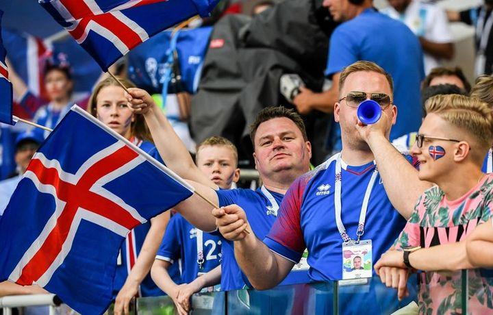 Более 99% населения Исландии посмотрели игру своей сборной с Аргентиной на ЧМ-2018