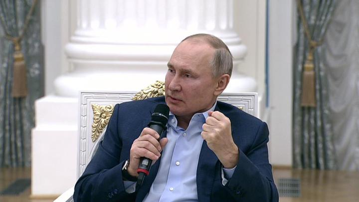 Путин: «Уларни эзиб ташласанг ҳам, ачинмайсан!» (видео)