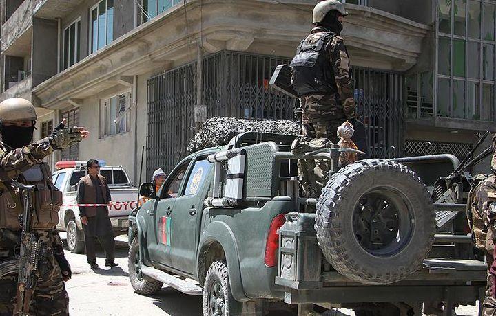Нападение талибов на блокпосты в Афганистане, 30 погибших