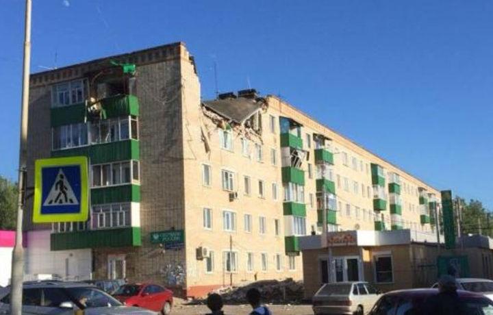 В Татарстане взорвался бытовой газ