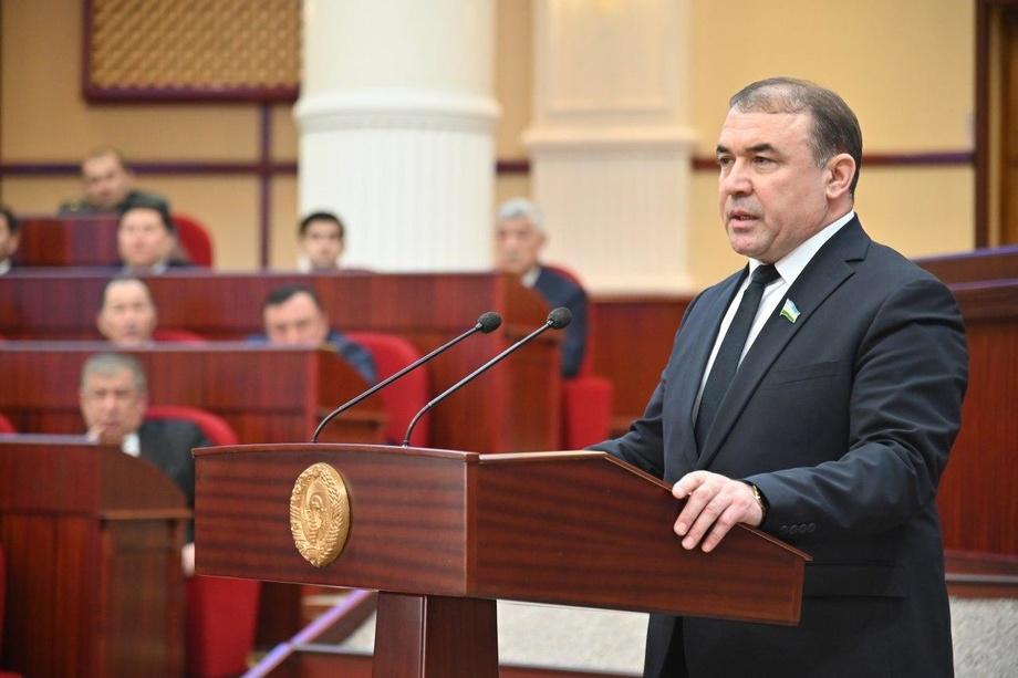 Yangi vazirlik boshqaruviga Rahmat Mamatov nomzodi ma'qullandi
