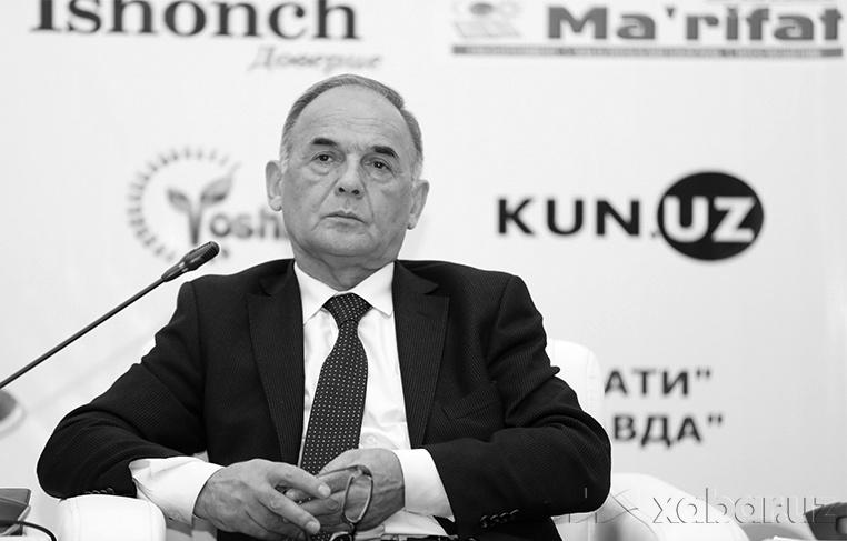 В возрасте 73 лет скончался заслуженный журналист Узбекистана Сафар Остонов