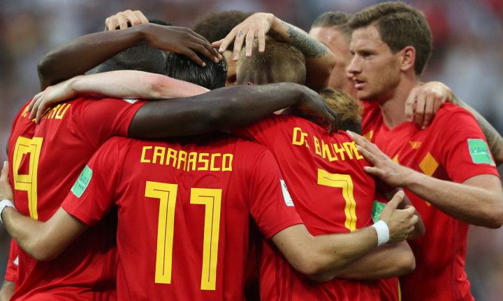 Белгия 3 - 0 Панама
