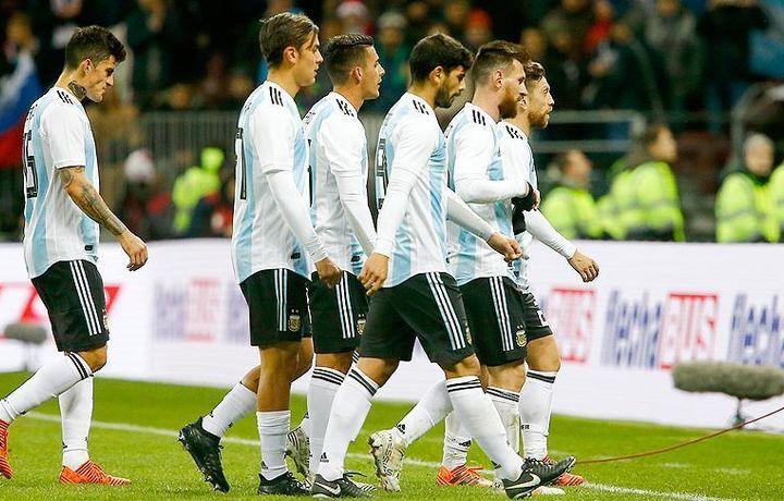 Федерация футбола Аргентины отменила матч с Израилем
