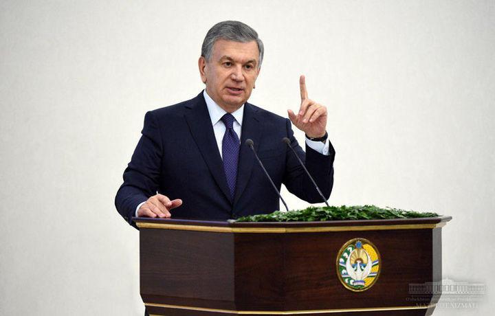 Президент Бош вазирга 114 та лойиҳа бўйича инвестиция олиб киришни топширди