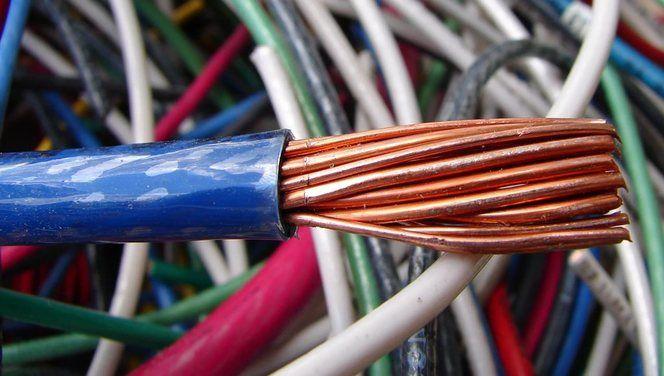 Тошкент вилоятида 15 миллион сўмлик мис кабели ўғрилари ушланди