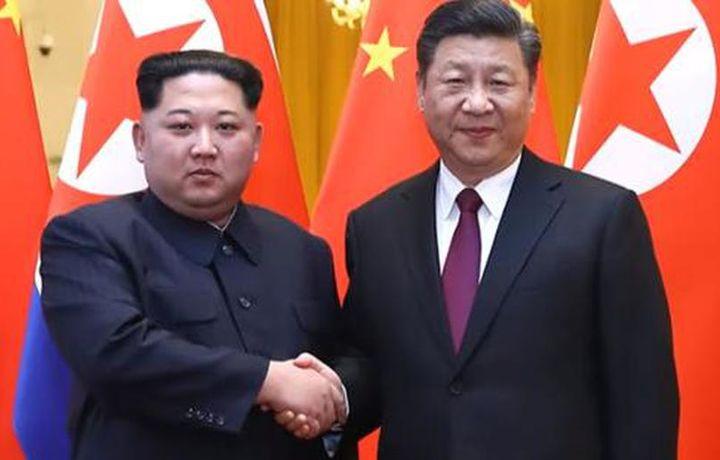 СМИ: Ким Чен Ын и Си Цзиньпин провели переговоры в Пекине