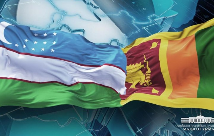 Шавкат Мирзиёев Шри-Ланка Президентига таъзия билдирди