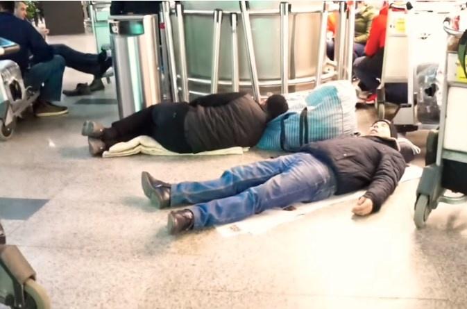 Moskvadagi «Vnukovo» va «Sheremetevo» aeroportlaridagi vaziyat haqida ma'lumot berildi