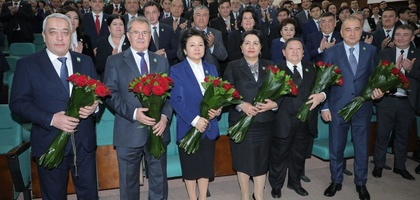 O'zbekistonning yangi senatorlari saylandi (ro'yxat)