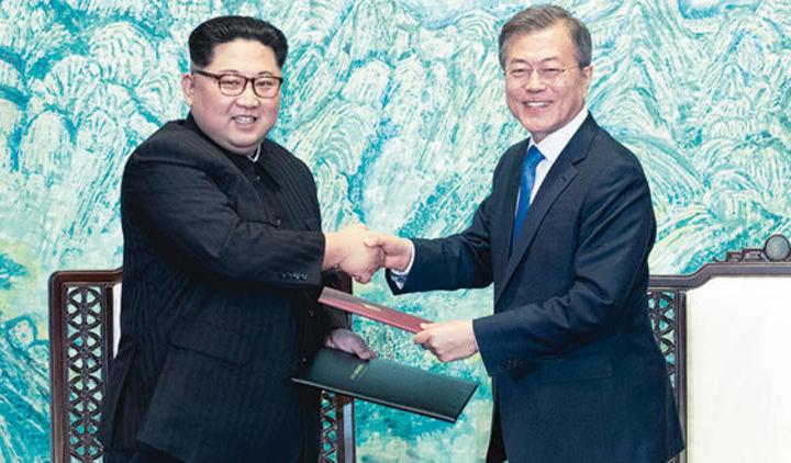 Иккала Корея давлати раҳбарларининг бугун ўтказилиши кутилаётган учрашуви бекор қилинди