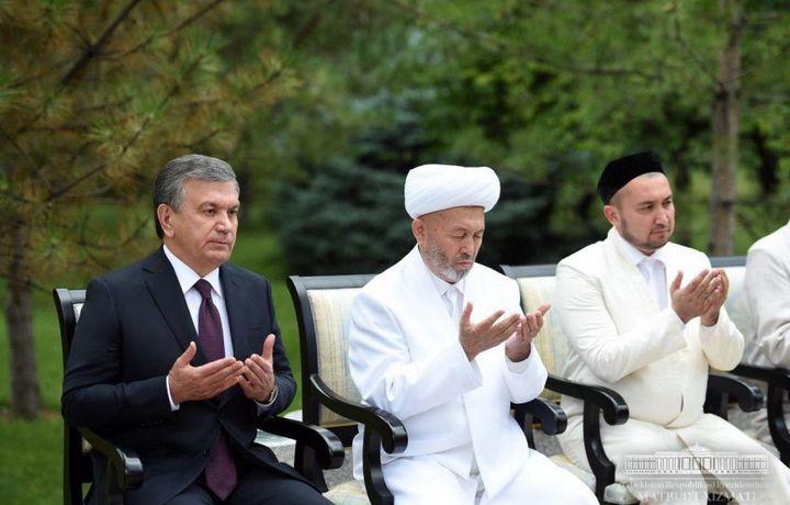 Президент Ислом Каримов хотирасини ёдга олди