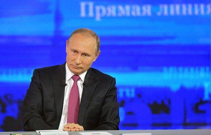 Путин: Россия пока не планирует выводить своих военных из Сирии