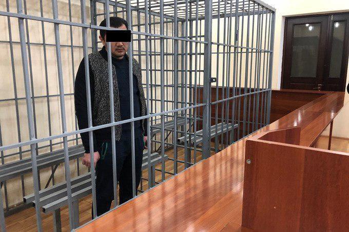 San'at Umarov 6 yilu 6 oy muddatga ozodlikdan mahrum qilindi