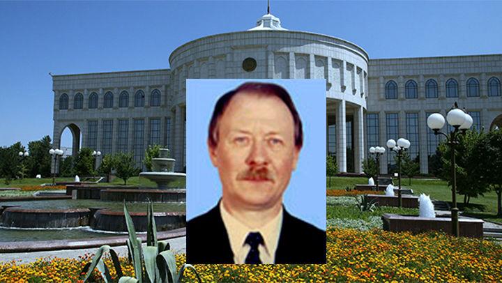 Вячеслав Голишев қаерда?